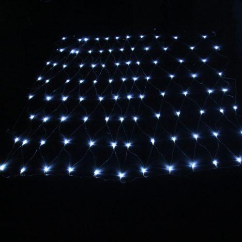 Светодиодная гирлянда-сетка (1,5х1,5 / 3х2 / 6х4 м)