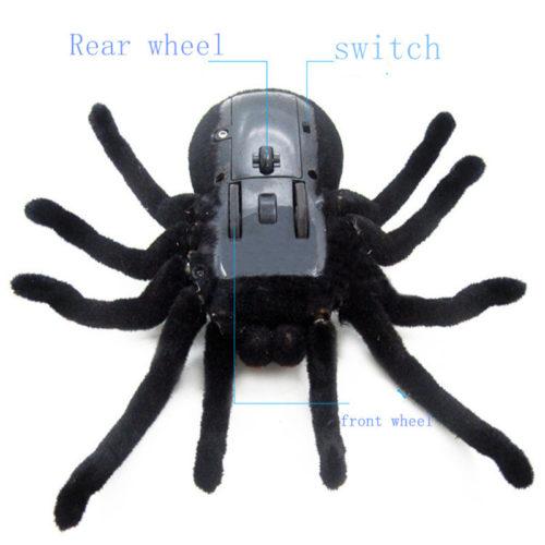 Паук тарантул на радиоуправлении