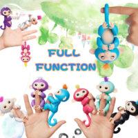 Fingerlings Интерактивная игрушка Обезьянка