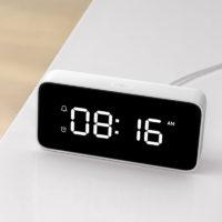 Xiaomi Smart Voice настольные часы-будильник