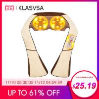 Электромассажер для шеи KLASVSA