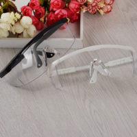 Защитные прозрачные очки для мастера маникюра