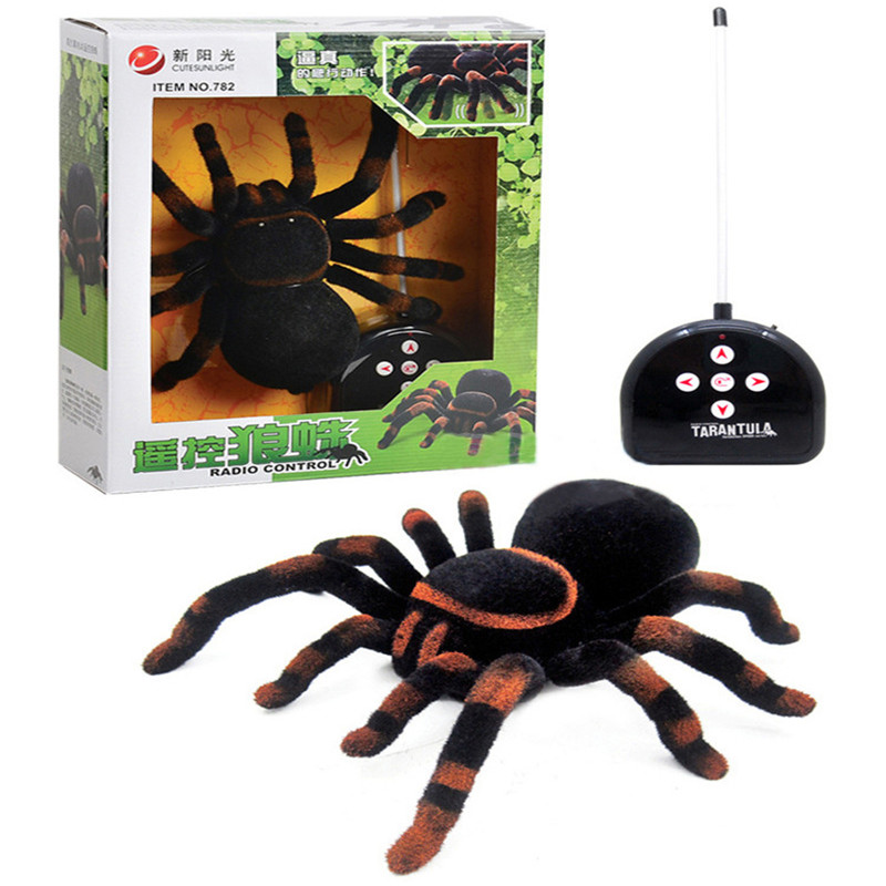 Паук тарантул картинки игрушка на радиоуправлении