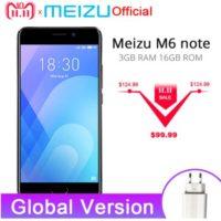 Смартфон Meizu M6 Note 3/16 Гб 4000 мАч