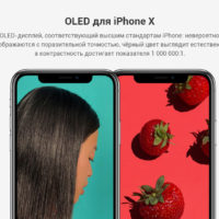 Смартфон Apple iPhone X 64 ГБ