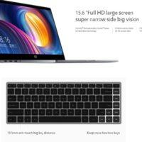 Ноутбук Xiaomi Pro 15,6 Intel Core i7 16 г ОЗУ 256 ГБ
