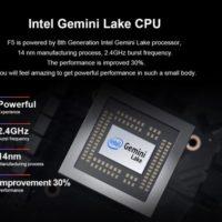 Вращающийся ноутбук-трансформер Teclast F5 360 Intel Gemini Lake N4100