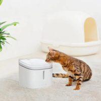 Xiaomi Pet water dispenser автоматическая поилка для собак и кошек
