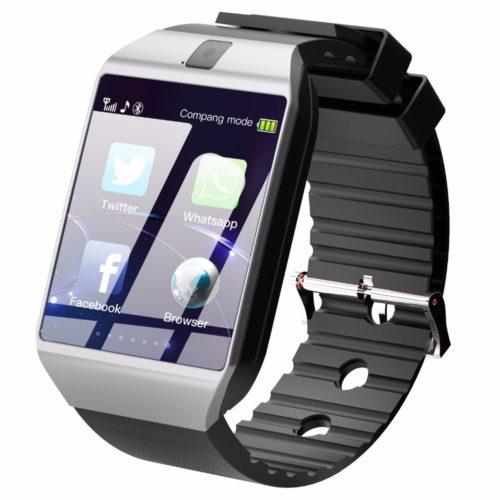Cawono DZ09 Smart Watch Умные Bluetooth смарт часы