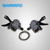 Манетки шифтеры переключатели Shimano Alivio SL-M4000, 3×9 скоростей