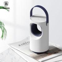 Baseus USB Light Mosquito control светодиодная электрическая тихая УФ лампа ловушка комаров