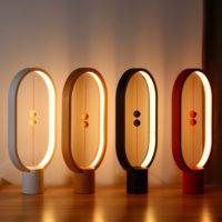 ALLOCACOC Heng Balance Lamp настольный LED светильник с магнитными шарами