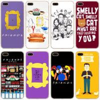 Чехол бампер на айфон iPhone по мотивам сериала Друзья (Friends)