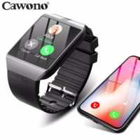 Cawono DZ09 Smart Watch Умные Bluetooth смарт часы
