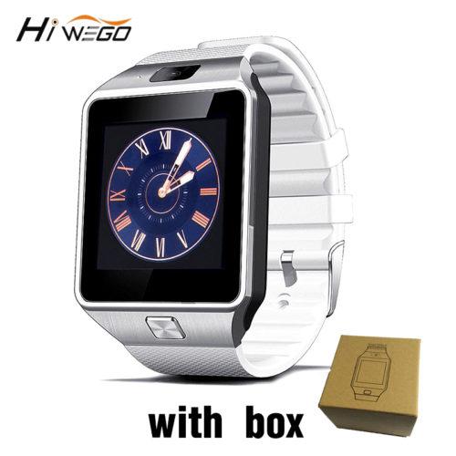Hiwego DZ09 Smart Watch Умные Bluetooth смарт часы для мужчин