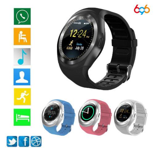 Y1 696 Smart Watch Умные Bluetooth смарт часы