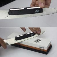 Уголок для равномерной заточки ножей