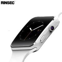 RINSEC X6 Smart Watch Умные Bluetooth смарт часы с сенсорным экраном и поддержкой Sim-карты