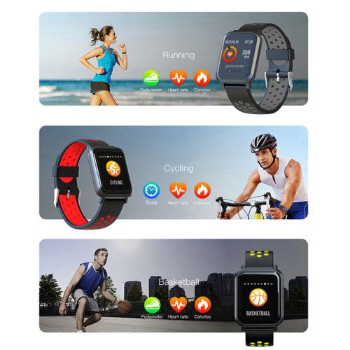 COLMI Smartwatch S9 2.5D Умные водонепроницаемые Bluetooth смарт часы