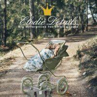 Зимний конверт мешок для новорожденного в прогулочную коляску