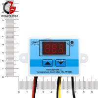 Терморегулятор XH-W3001 12В 1500W с выносным влагонепроницаемым датчиком