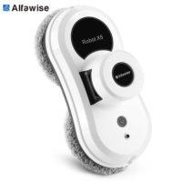 Робот пылесос для мойки окон Alfawise S60