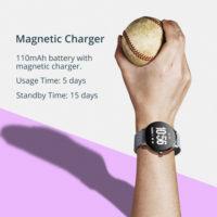 COLMI V11 Smart Watch Умные водонепроницаемые спортивные Bluetooth смарт часы с сенсорным экраном