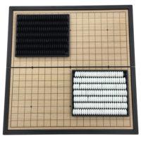 Настольная игра Го магнитная 25 см x 25 см