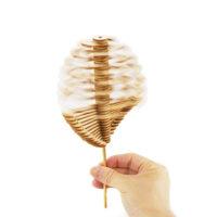 Candywood Кинетическая вращающаяся игрушка из дерева