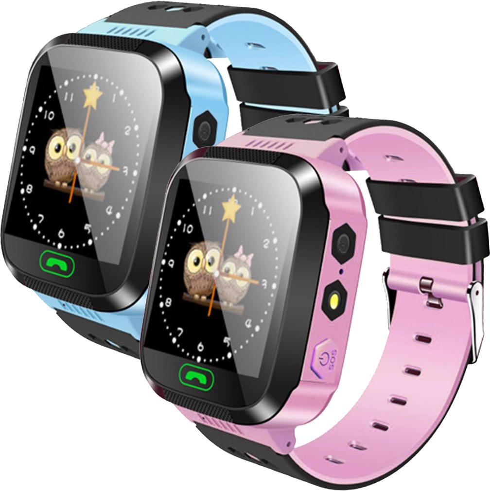 Желтый, фиолетовый цвет ремешка: smart watch поддерживают функцию календаря, будильника и секундомера.
