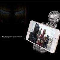 Подставка держатель для смартфона в виде Железного человека