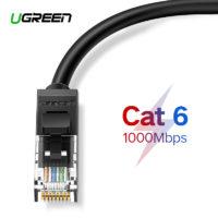 UGREEN сетевой кабель патч-корд, кат. 6 (разная длина)