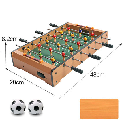 Настольный мини футбол Foosball Machine Desktop 48x28x8,2 см