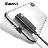 Baseus Suction Cup Mobile Games USB Cable кабель для зарядки айфона на присосках для игры
