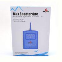 Max Shooter ONE – конвертер для подключения клавиатуры и мыши к приставкам PlayStation 3/4 и XBox 360/One/One S