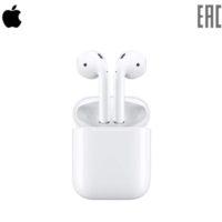 Наушники беспроводные Apple AirPods
