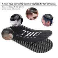 Фиксаторы липучки для закалывания волос