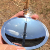 Солнечная зажигалка Solar Lighter