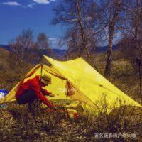 Лучшие туристические палатки с Алиэкспресс - место 6 - фото 5