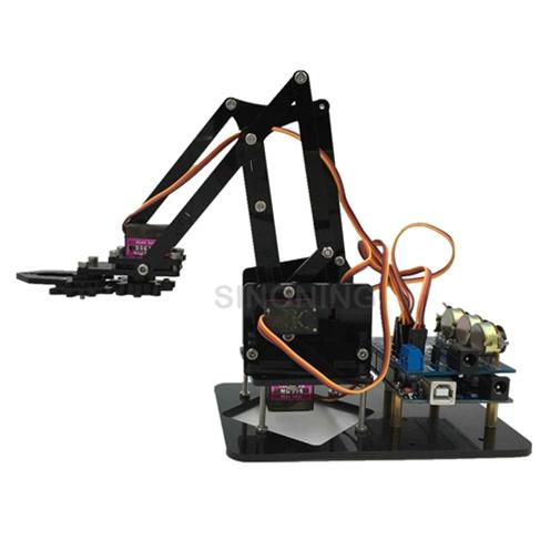Комплект Arduino Robot Arm DIY 4dof