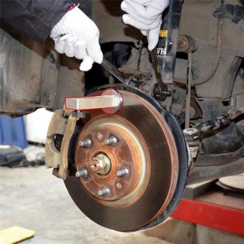 Магнитный уровень развала колес