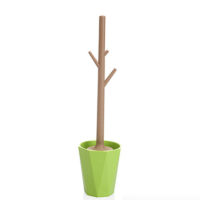 Ершик для унитаза в виде дерева