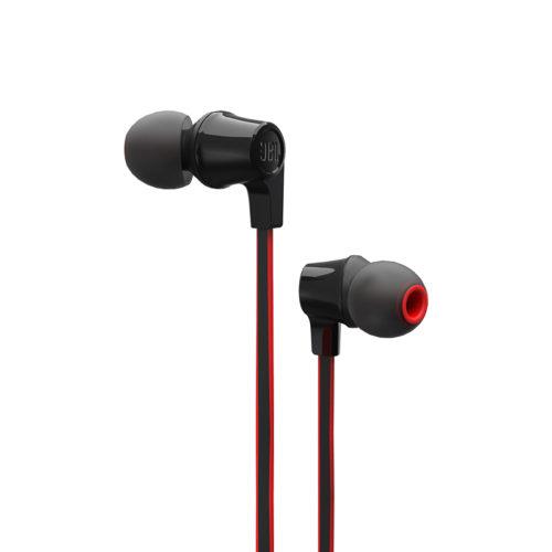 JBL T120A Вакуумные шумоподавляющие стерео наушники-вкладыши с басами гарнитура с микрофоном