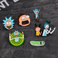 Подборка товаров по мультсериалу Рик и Морти (Rick and Morty) - место 9 - фото 1