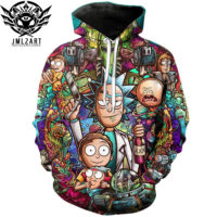 Подборка товаров по мультсериалу Рик и Морти (Rick and Morty) - место 5 - фото 1