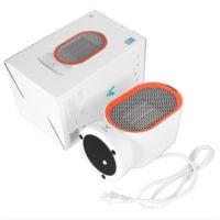 Портативный настольный керамический обогреватель Xiaomi Viomi Yunmi Countertop Heater White