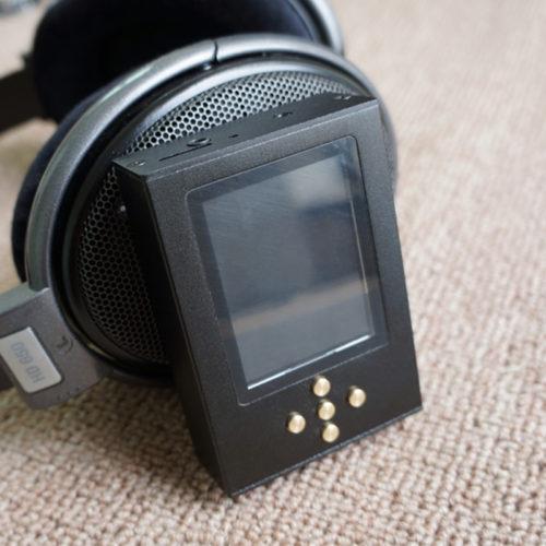 MP3 Плеер с отличным звуком Zishan DSD AK4497EQ