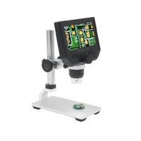 Микроскоп для микропайки с экраном