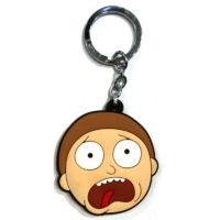 Брелок для ключей Рик и Морти (Rick and Morty)
