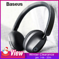 Baseus D01 Беспроводные полноразмерные накладные Bluetooth наушники с микрофоном
